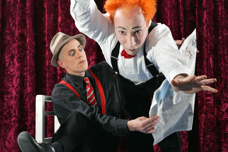 Comixnix+Co abendfüllende Comedy Show-Nicolas